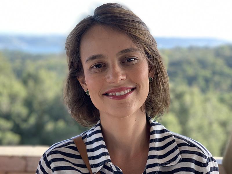 A photo of Sayonara Cunha