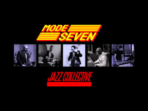 An image of the band Mode 7