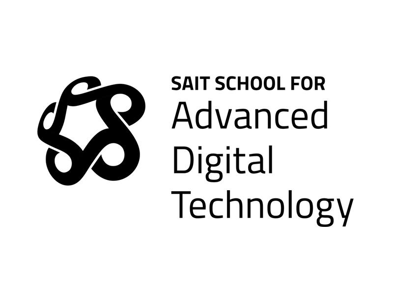 SAIT School for Advanced Digital Technology logo
